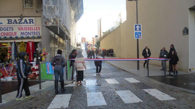ruban rue Duclos