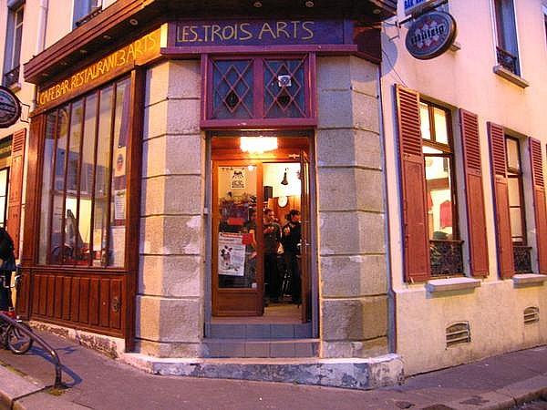 Les3Arts - crédit photo : Café des 3 Arts