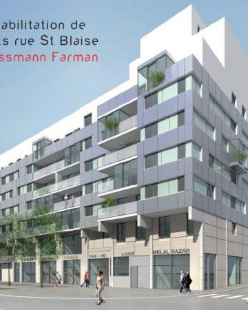 GPRU Saint Blaise : les habitants s'inquiètent…
