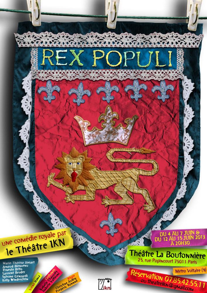 Rex Populi Affiche Mail