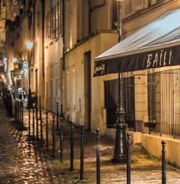 Du frais rue Saint Blaise !