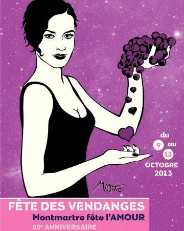 Fête des vendanges : Montmartre renouvelle l'amour
