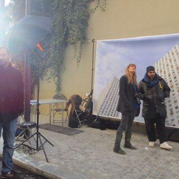 L'ouverture de la rue du Clos, une fête bien orchestrée à Saint Blaise…