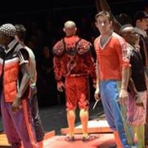 Quand le Sénégal fait son cirque à la porte des Lilas